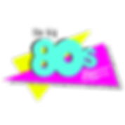 Big 80s Party logo fluorescent.png