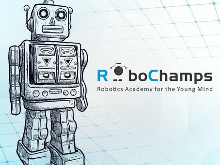 RoboChamps Are Revolutionising India's Education System.