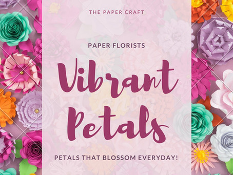 UAE's No.1 Rising Paper Florist Has a Point to Prove.
