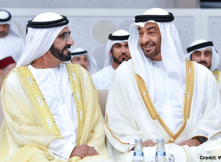 The UAE's Stance On Global Issues A Turning Point For The MENA Region.