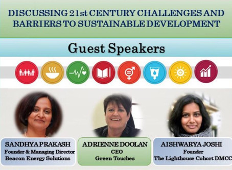 Sustainable Relationship Partners to Hold Event at SP Jain Dubai on 31/10/18.