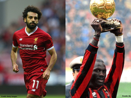 Who Will Be The Next George Weah?