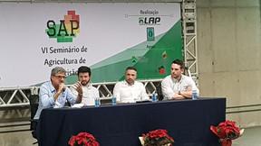 MONAGRI participa do VI Seminário de Agricultura de Precisão na ESALQ-USP.