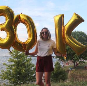 30,000 followers on TCBL