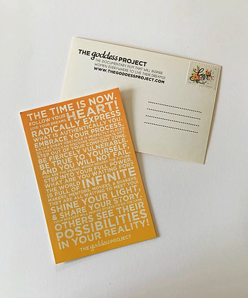 - Heart Manifesto - Postcards (Set of 2)