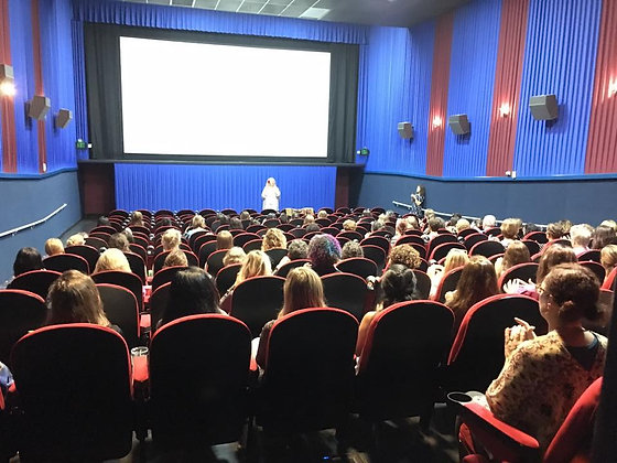 Community Screening (up to 100 people)