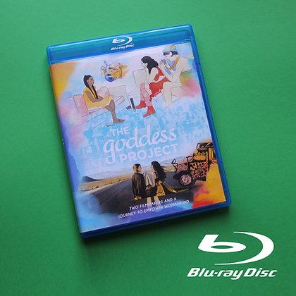 The Goddess Project Blu-ray (English)