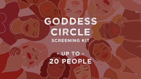 Goddess Circle Screening Kit