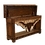 Thumbnail: Trunk Console featuring Hand Carved Long Horn Head