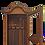 Thumbnail: Rancho Single Door Gun Cabinet