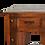 Thumbnail: Solid Wood Rustic Kitchen Island
