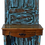 Thumbnail: Hall Tree made from Reclaimed Wood Door