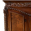 Thumbnail: Copper Panel Buffet with Hand Carved Decor