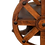Thumbnail: Mesquite Wagon Wheel Rocking Chair