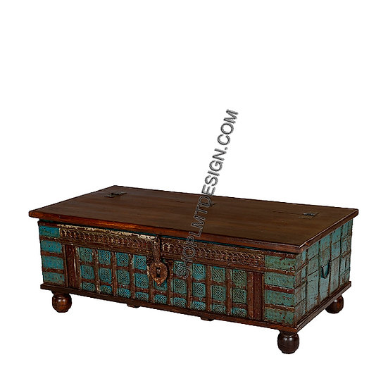 India Trunk Coffee Table