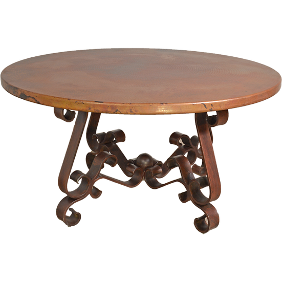 Copper Entry Table