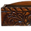 Thumbnail: Hand Carved Wooded Trunk