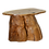 Thumbnail: Console made from Reclaimed Tree Trunk