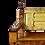 Thumbnail: Bench Made from Original Old Door