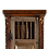 Thumbnail: Old Door Armoire with Added Hand Carved Detail
