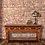 Thumbnail: Copper Credenza with Three Drawers