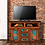 Thumbnail: Turquoise Copper TV Console