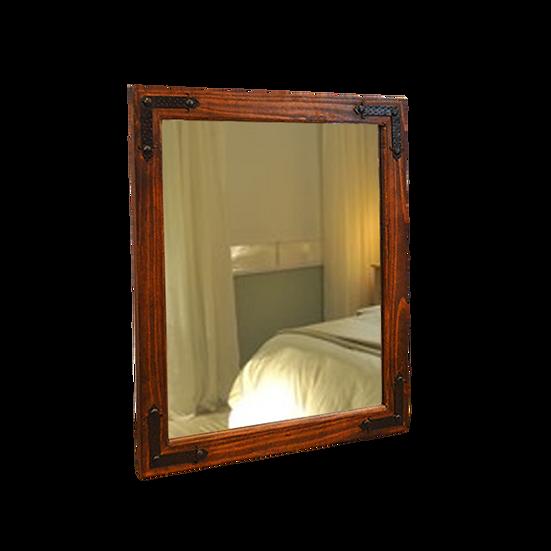 Black Smith Mirror