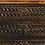 Thumbnail: Hand Carved Dresser in Black Finish