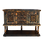 Thumbnail: Hand Carved Black Wash Buffet/Console