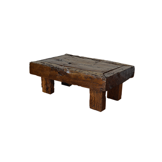 Worm Wood Coffee Table