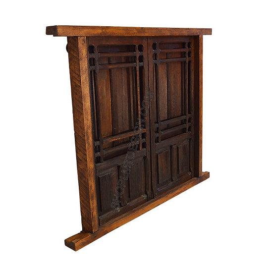 Original Old Wood Window