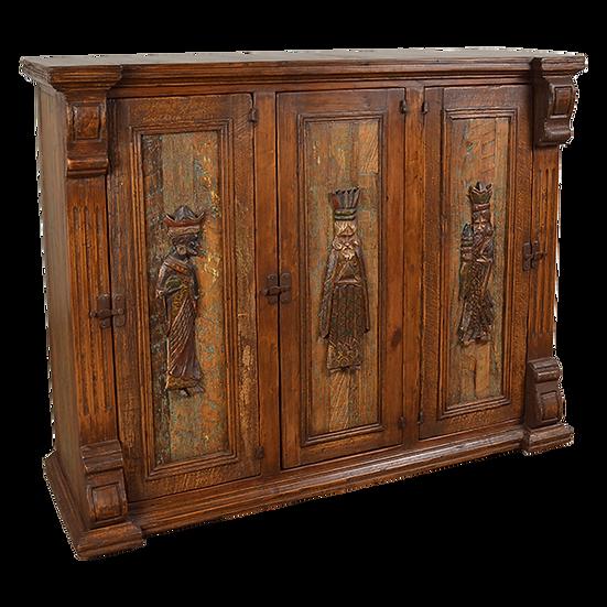 Elite Rustic Kings Cabinet