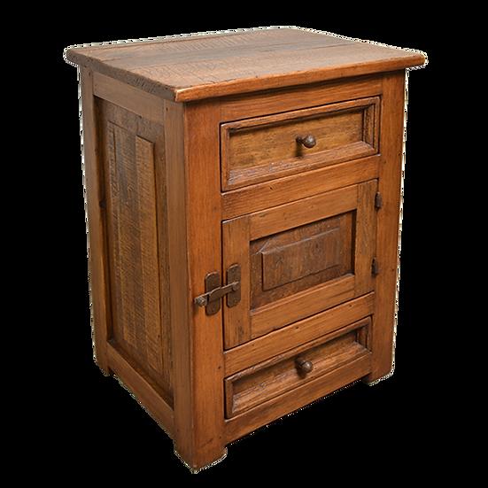 Elite Rustic One Drawer Nightstand