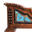 Thumbnail: Rancho Turquoise Copper Bed