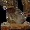 Thumbnail: Tree Trunk Wine Display