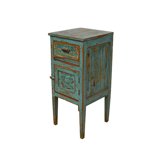 NIght Stand in Turquoise Wash Color