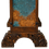 Thumbnail: Saddle Stand with Turquoise Copper Inlay