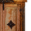Thumbnail: Armoire with Original Pink Wash Doors with Chapeton