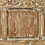 Thumbnail: Hand Carved White Wash Bed