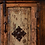 Thumbnail: Armoire with Original Pink Wash Doors with Chapeton Insert