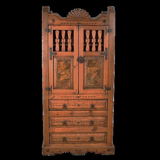 Elite Rustic Linen Cabinet