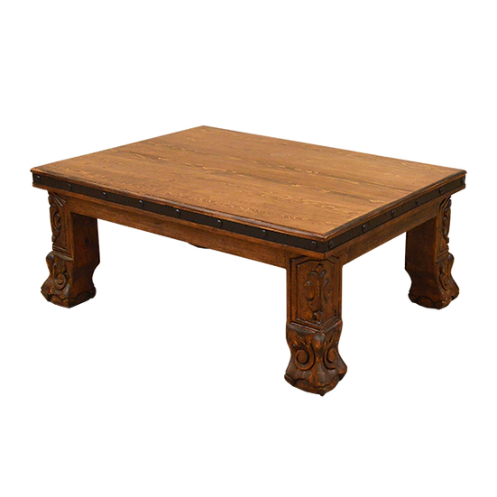 Blacksmith Coffee Table