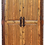 Thumbnail: Natural Finish Armoire with Carvings
