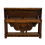 Thumbnail: Hand Carved Saddle Stand Trunk Console