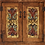 Thumbnail: Hand Carved and Hand Painted Credenza