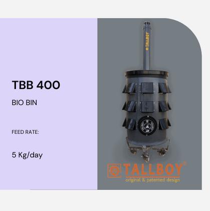 TBB 1500 Community Compost Bin