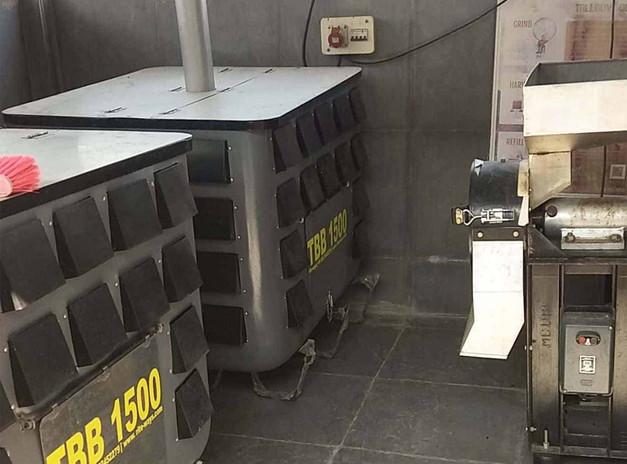 TALLBOY Organic Composting Machine