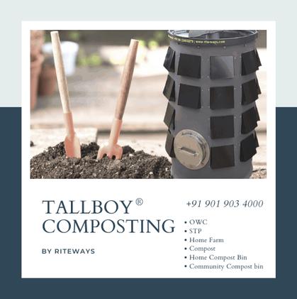 Community Compost Bin