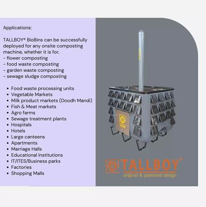 TALLBOY Compost Bin