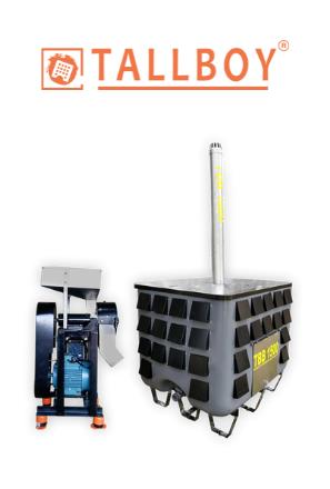 organic waste converter for composting waste